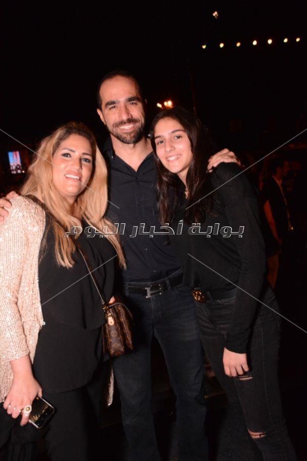 وائل كافوري يُحيي حفل سحور إحدى الشركات