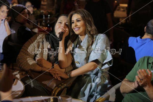 مي سليم تتألق بحفل رمضاني في «مول مصر»