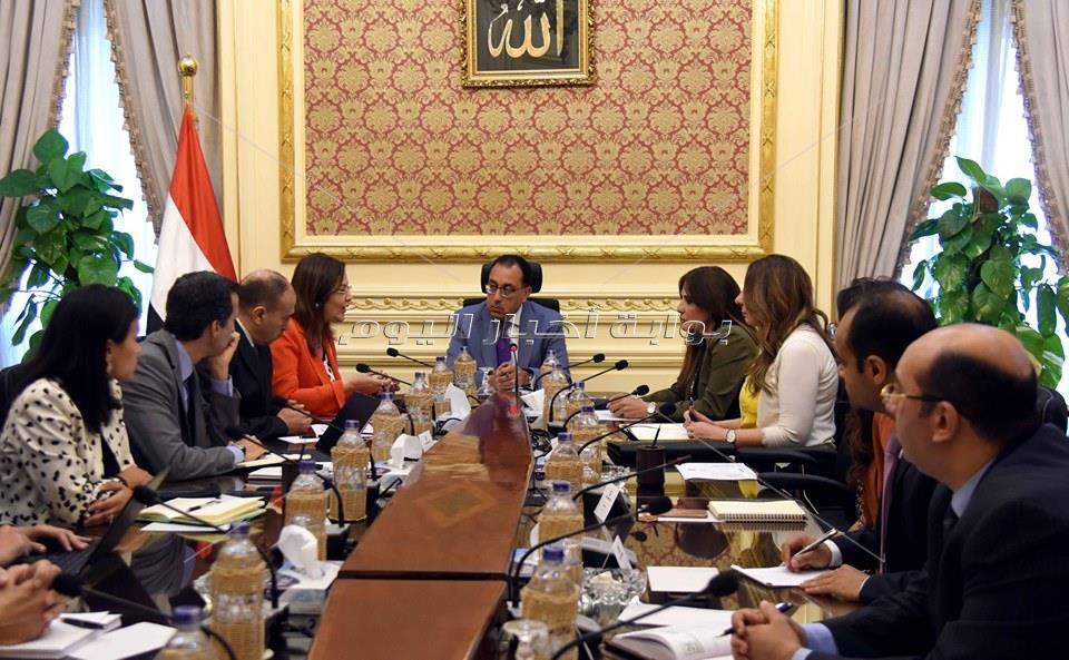 رئيس الوزراء يعقد اجتماعا لمتابعة جهود إعادة هيكلة الوزارات والمصالح الحكومية