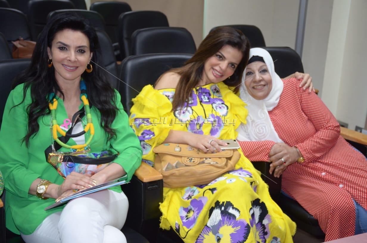 صور ....زينب بشير تجمع لقاء وشيرين رضا في رحلة لدعم بهية في السويس