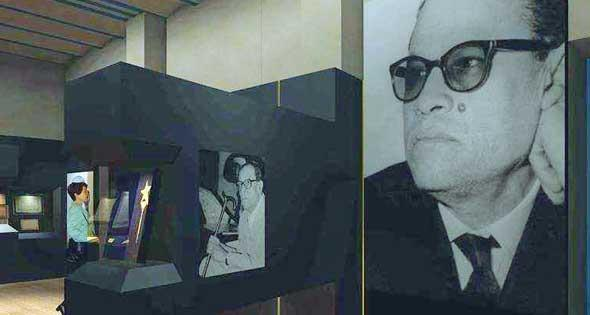 تكية أبو الدهب..بذرة نجاح صاحب نوبل أنبتت «متحف نجيب محفوظ»...