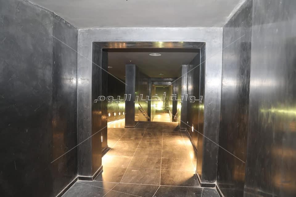 قاعة المومياوات الملكية