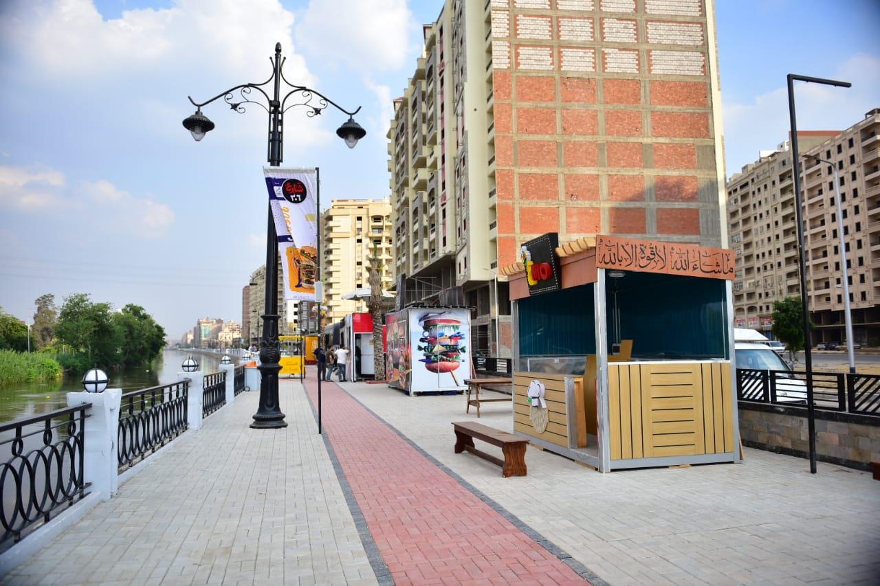 شارع 306 يزين طنطا ودمياط وشيراتون.. افتتاح 3 مواقع من المشروع الشبابي خلال أيام