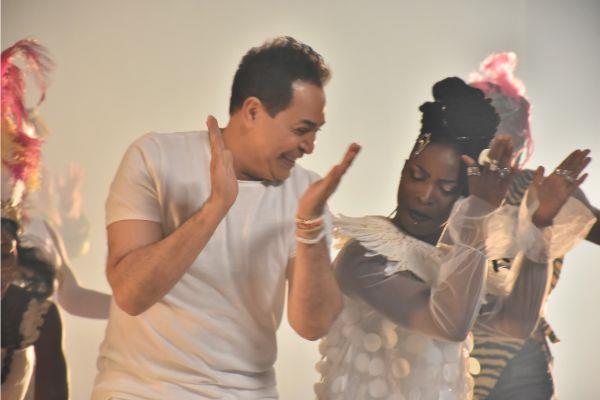 16 صورة من كواليس أغنية افتتاح «الكان»