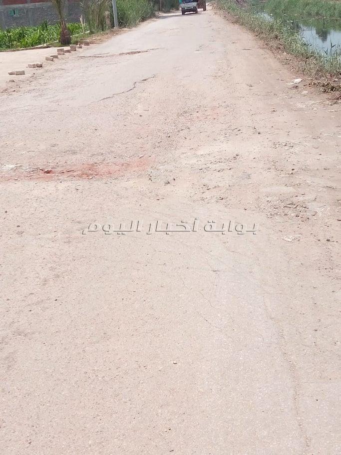 طريق «كوزو الروضة» لم تمسه يد التطوير منذ 35عام
