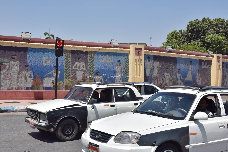 """محافظ أسيوط يشارك في مهرجان """"المشى والدراجات"""" احتفالا بذكرى ثورة 30 يونيو"""