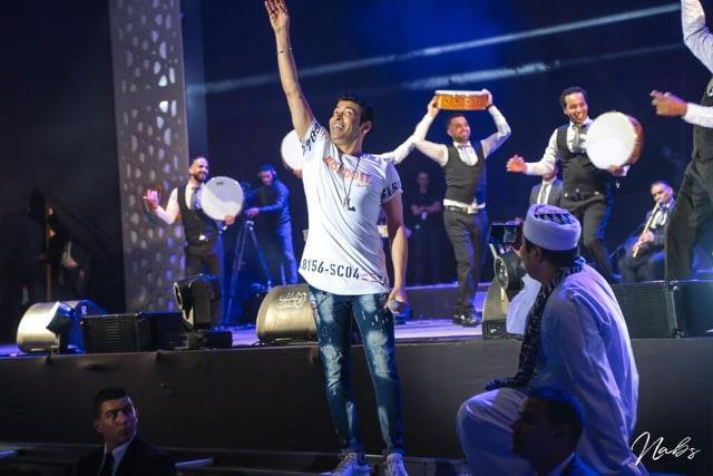 سعد الصغير «يرقص» المغرب في موازين