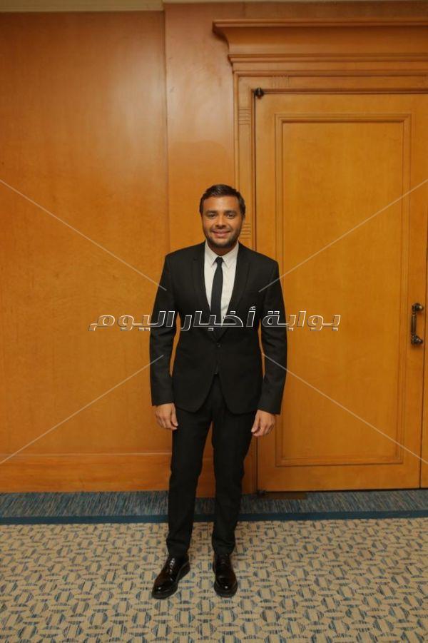 رامي صبري يتألق بحفل زفاف «إسماعيل ورنيم»