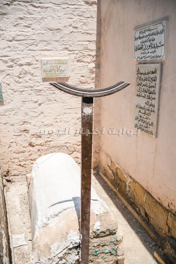 تضم قبور ورفات صحابة وأولياء.. المقطم «بقيع» مصر