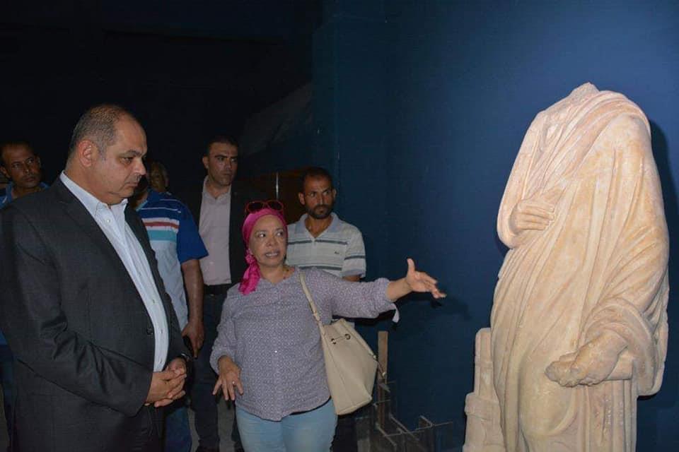 اولياء الله الصالحين في متحف طنطا القومي قريبا