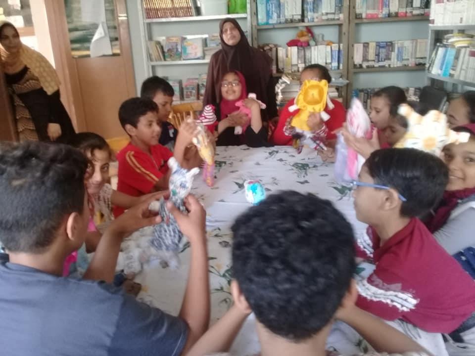 فعاليات ثقافة دمياط في أجازة الصيف