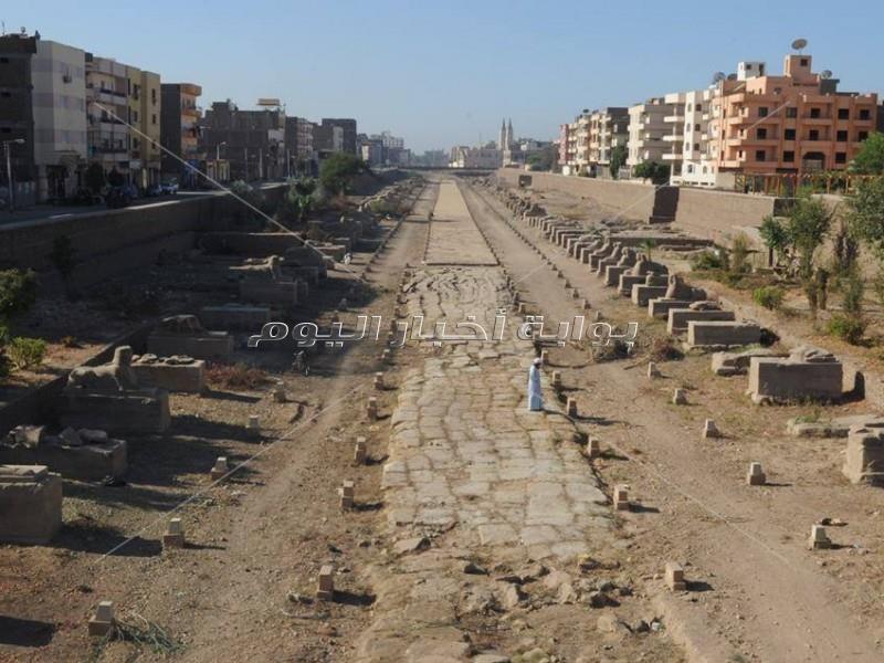 الأقصر أول عاصمة لمصر الفرعونية وأحدث محافظات مصر الحديثة