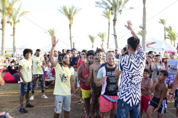 فريق «شارع مصر» في «الهاموك»