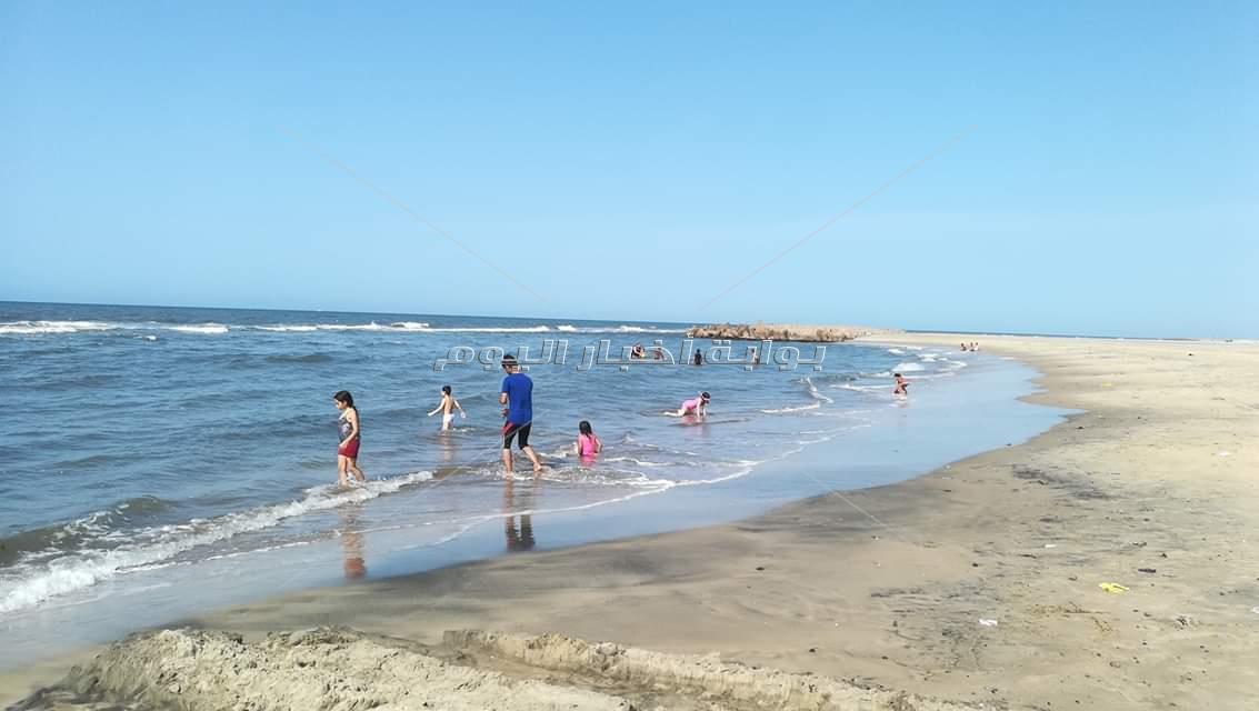 بلطيم على كيفك ..والشواطئ ببلاش