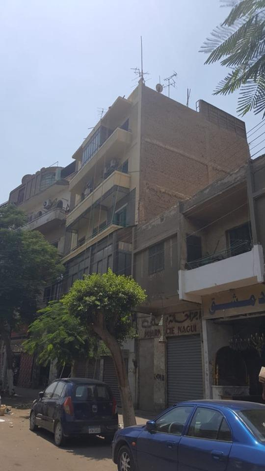 استعداد حي مصر الجديدة لافتتاح جراج روكسي
