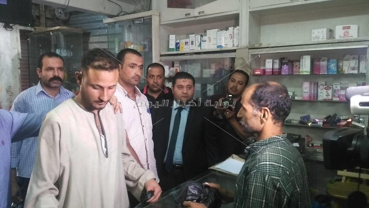 بائع متجول وراء مقتل طالب بالإعدادية داخل صيدلية بالبحيرة