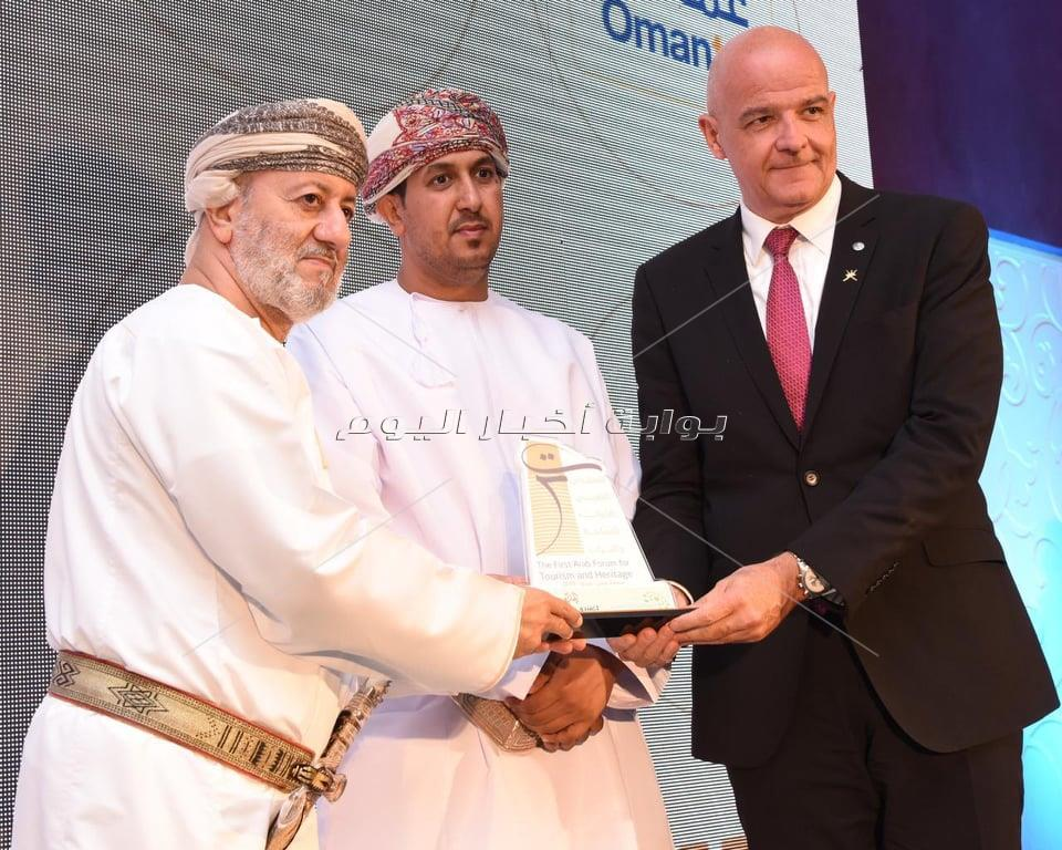 انطلاق مهرجان «صلالة السياحي» خلال المنتدى العربي الأول للسياحة والتراث بسلطنة عمان