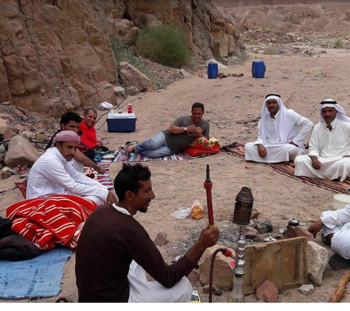 مدينة دهب تنافس شرم الشيخ
