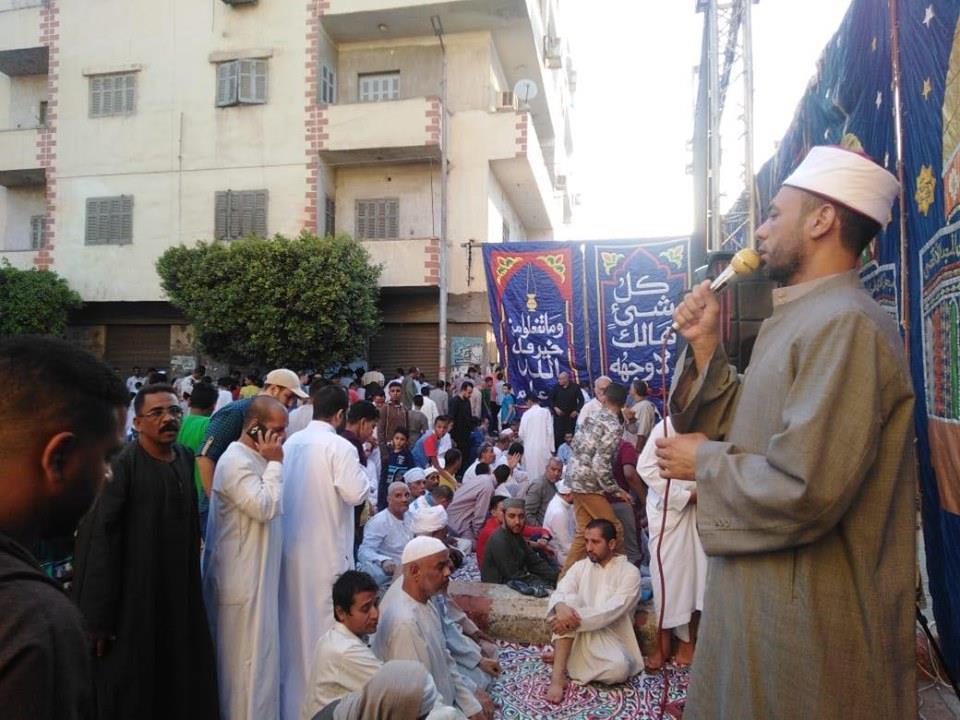 صلاة عيد الأضحى