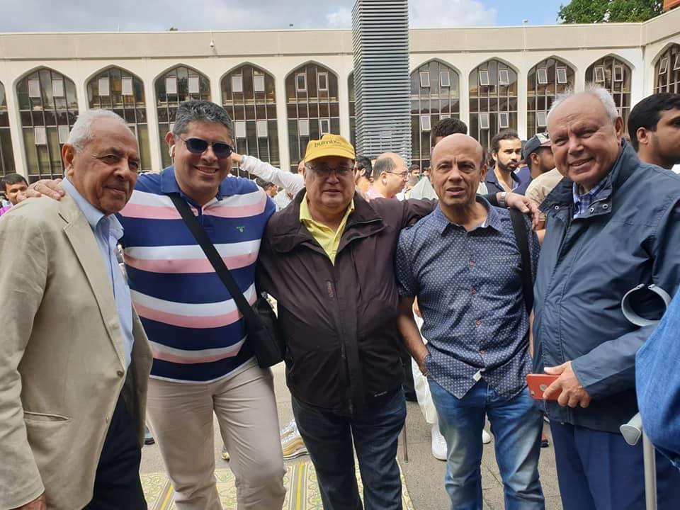 الجاليات المصرية بالخرج تحتفل بعيد الأضحى بالفتة والأغاني المصرية