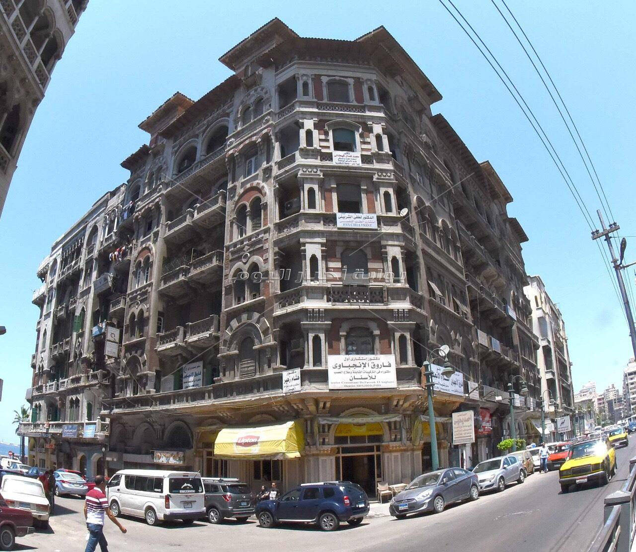 """على غرار القاهرة الخديوية""""وسط البلد"""" كنز تاريخي ينتظر التطوير في الإسكندرية"""