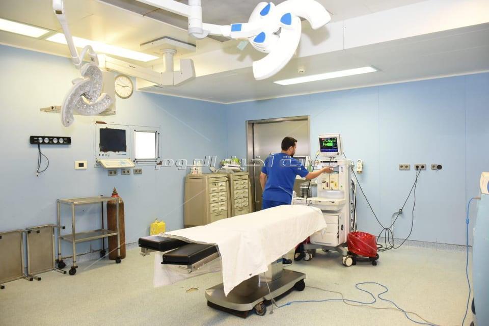 مدير معهد الأورام: هناك تعاطف كبير معنا..وتكلفة التأهيل تصل لـ100 مليون جنيه