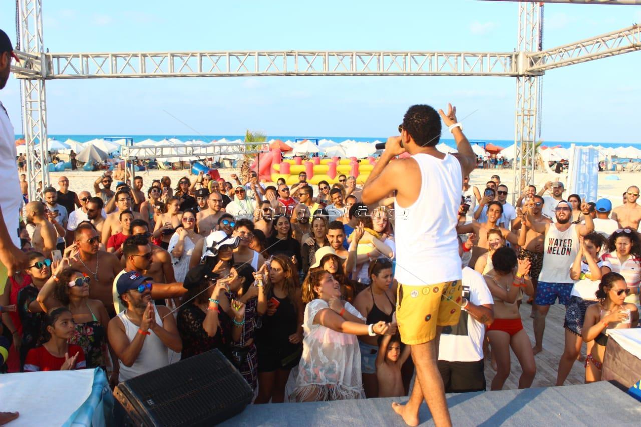 شحتة كاريكا وليديانا يُشعلان صيف «مارينا»