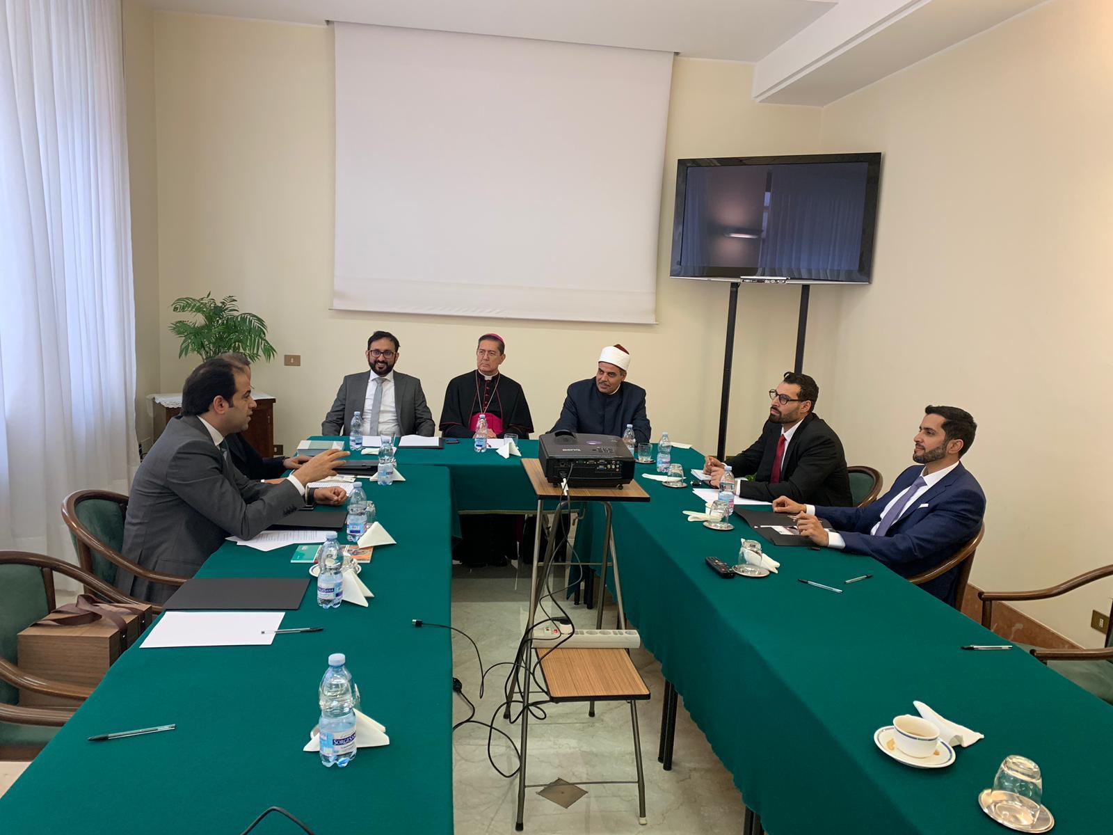 اللجنة العليا لتحقيق أهداف وثيقة الأخوة الإنسانية