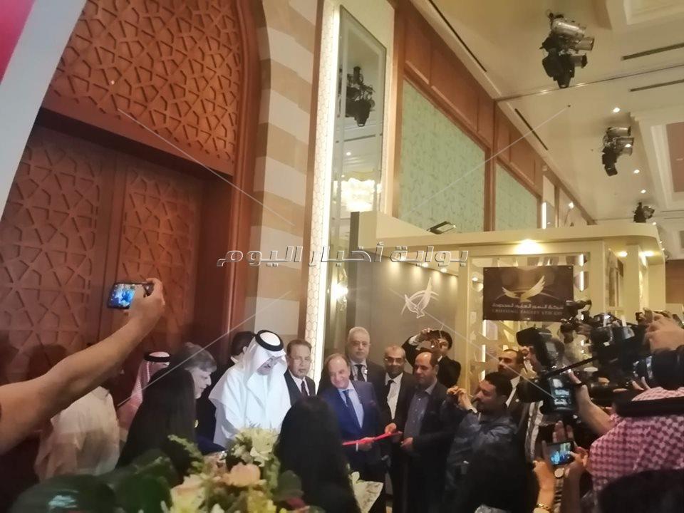 السفير السعودي يفتتح ملتقى العمرة الدولي بالقاهرة