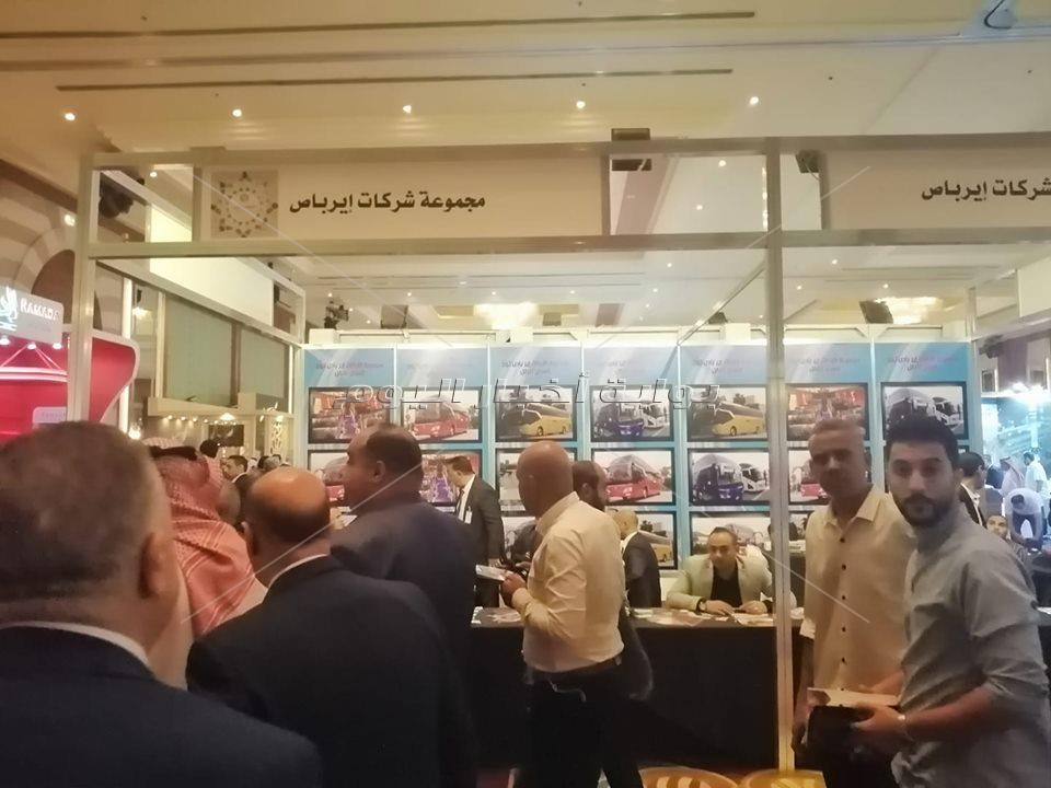 سفير السعودي بالقاهرة يتفقد ملتقى العمرة الدولي