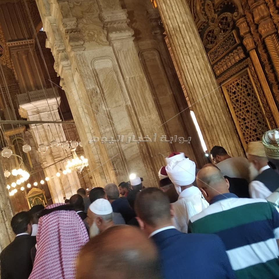 ضيوف مؤتمر الأعلى للشئون الإسلامية تزور قلعة «محمد علي»