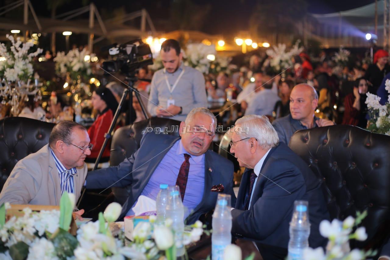 حمادة هلال وغادة رجب يتألقان في المنصورة