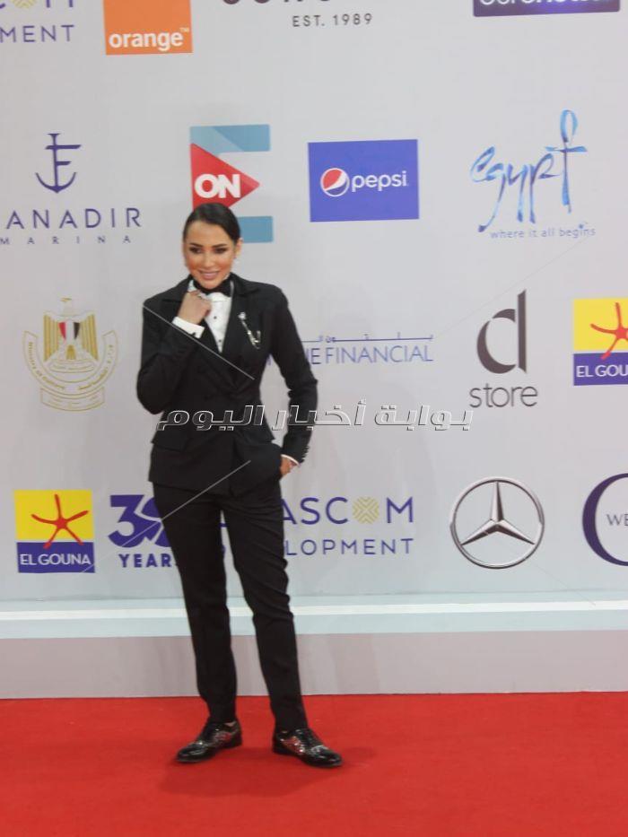 50 صورة للنجوم من حفل ختام مهرجان الجونة السينمائي