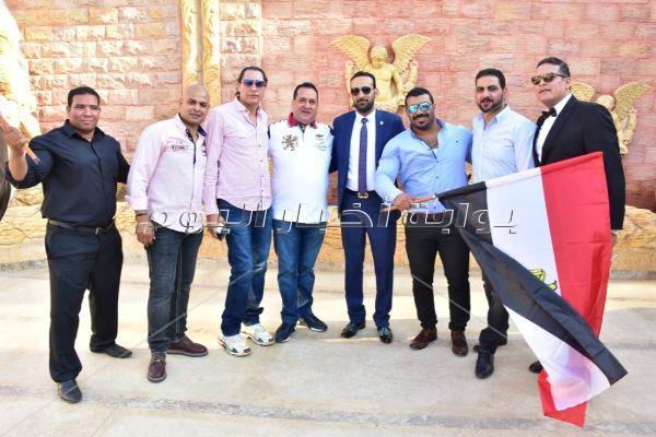 نجوم الفن مع ذوي القدرات الخاصة «في حب مصر»