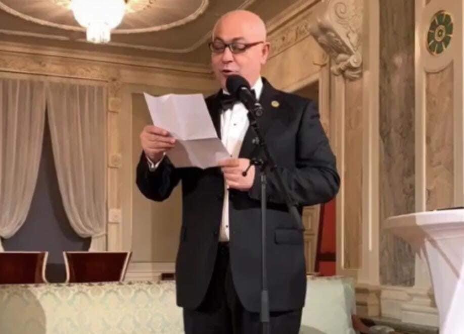 بالصور.. أسر ياسين وشرين رضا في افتتاح مهرجان مالمو للسينما العربية