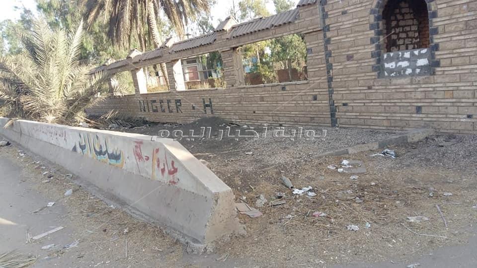 أهالي دكرنس يطالبون باستكمال انشاء مستشفى نجير