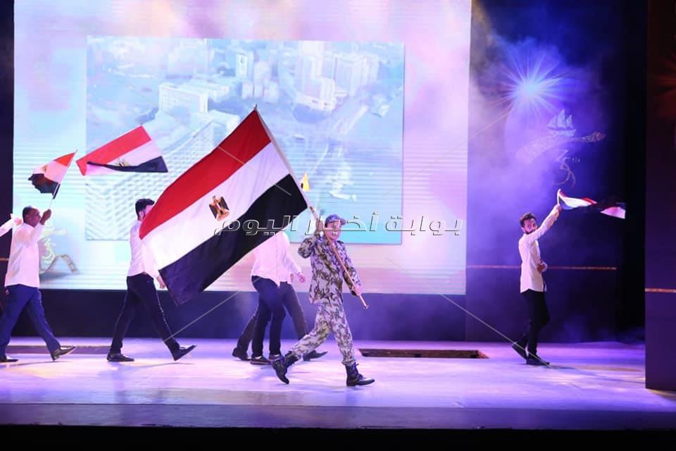 عبد الدايم : مهرجان الإسكندرية وسيلة لتعزيز التواصل بين شعوب دول البحر المتوسط
