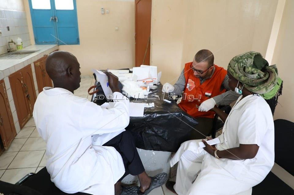 التجربة المصرية للقضاء على فيروس سي