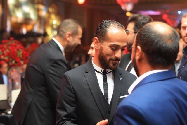 الأهلي في احتفالية تسليم درع الدوري المصري