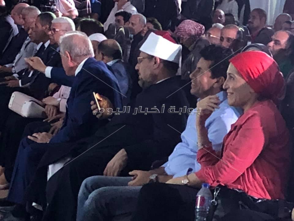 الوزراء يتوافدون على سانت كاترين للمشاركة بملتقى سانت كاترين لتسامح الأديان