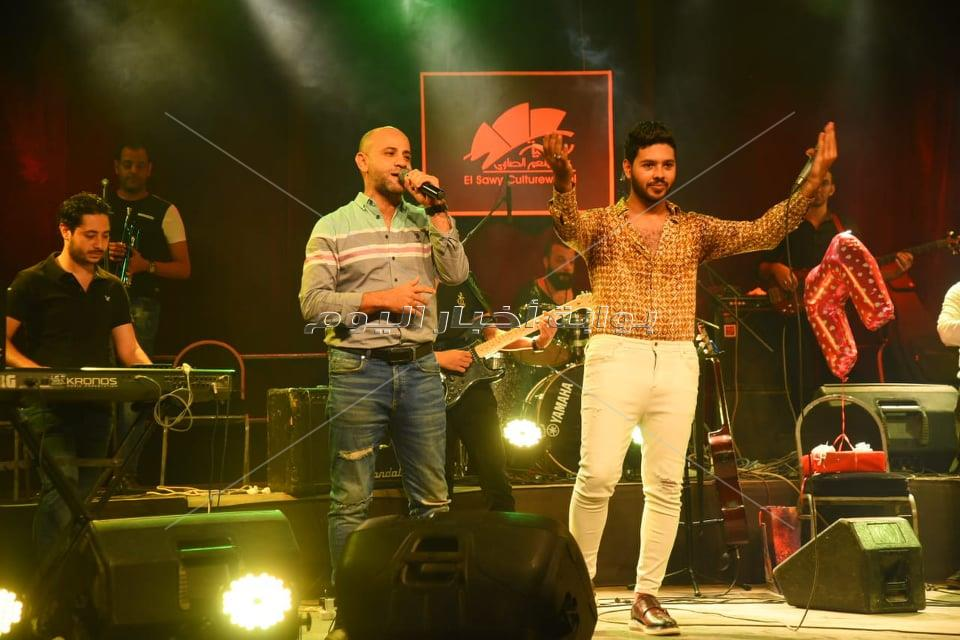 محمد شاهين يُبدع في حفل ألبومه «ده ال جاي»