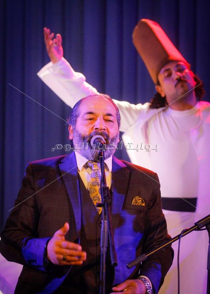 """فرقة """"أبو شعر"""" تتألق في حفل الأوبرا"""