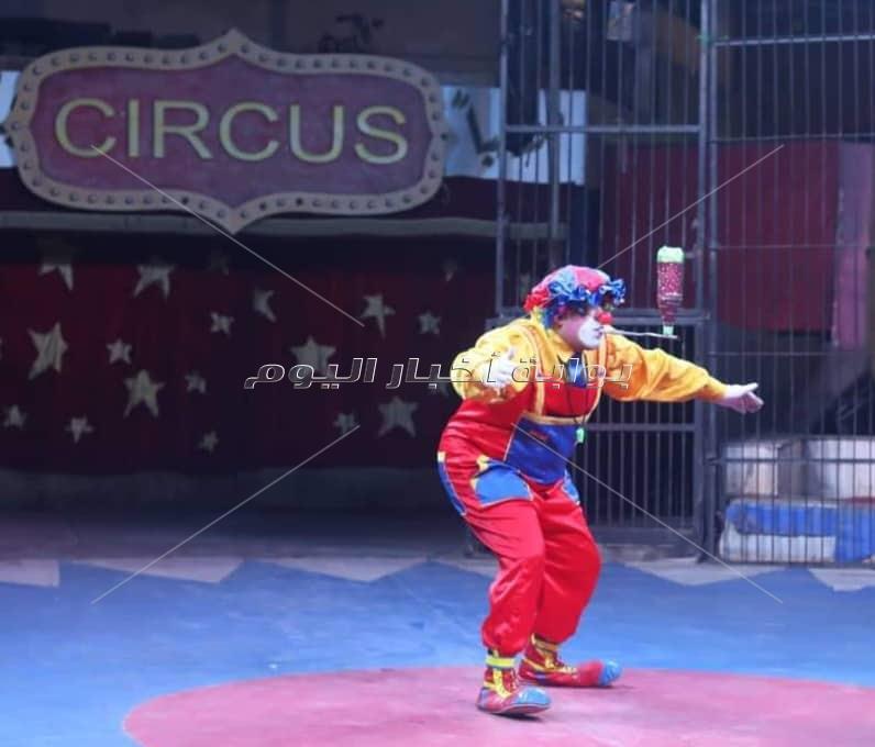 «السيرك» يشارك فى مهرجان فيتنام.. ويواصل برنامجه بالعجوزة.. وقريبا بدمياط