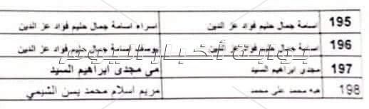 قبل تكريمهم.. ننشر كشوف أسماء أبناء الصحفيين المتفوقين