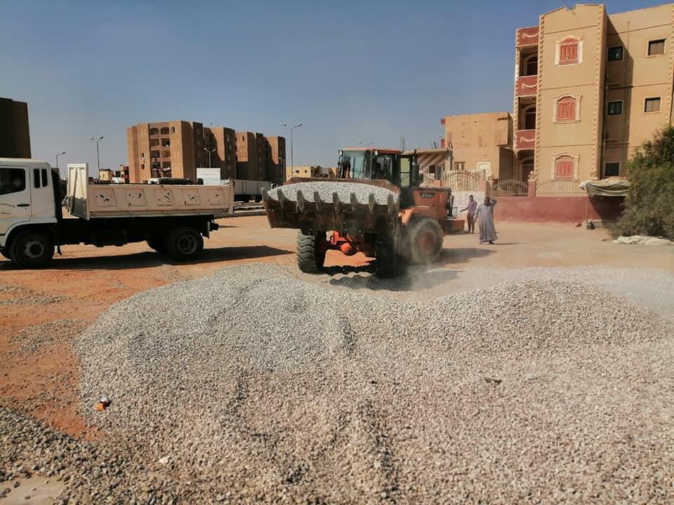 غلق وتشميع للمحال والمخازن المخالفة بمدينة العاشر من رمضان
