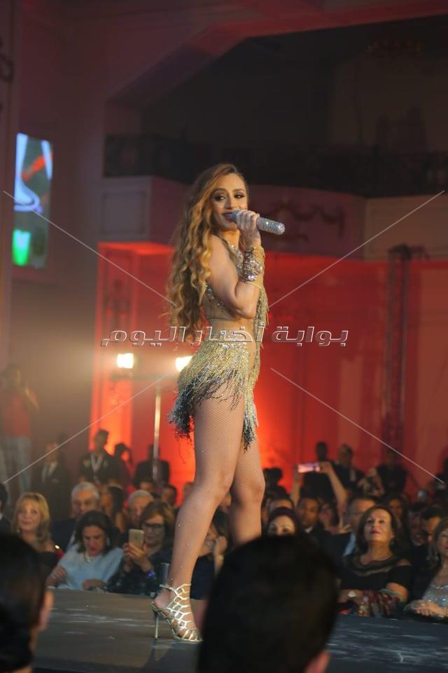 ديانا حامد ملكة جمال مصر للكون 2019