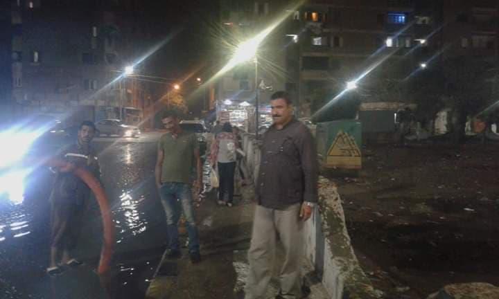 كشفت فشل محافظة القليوبية في مواجهة الأمطار