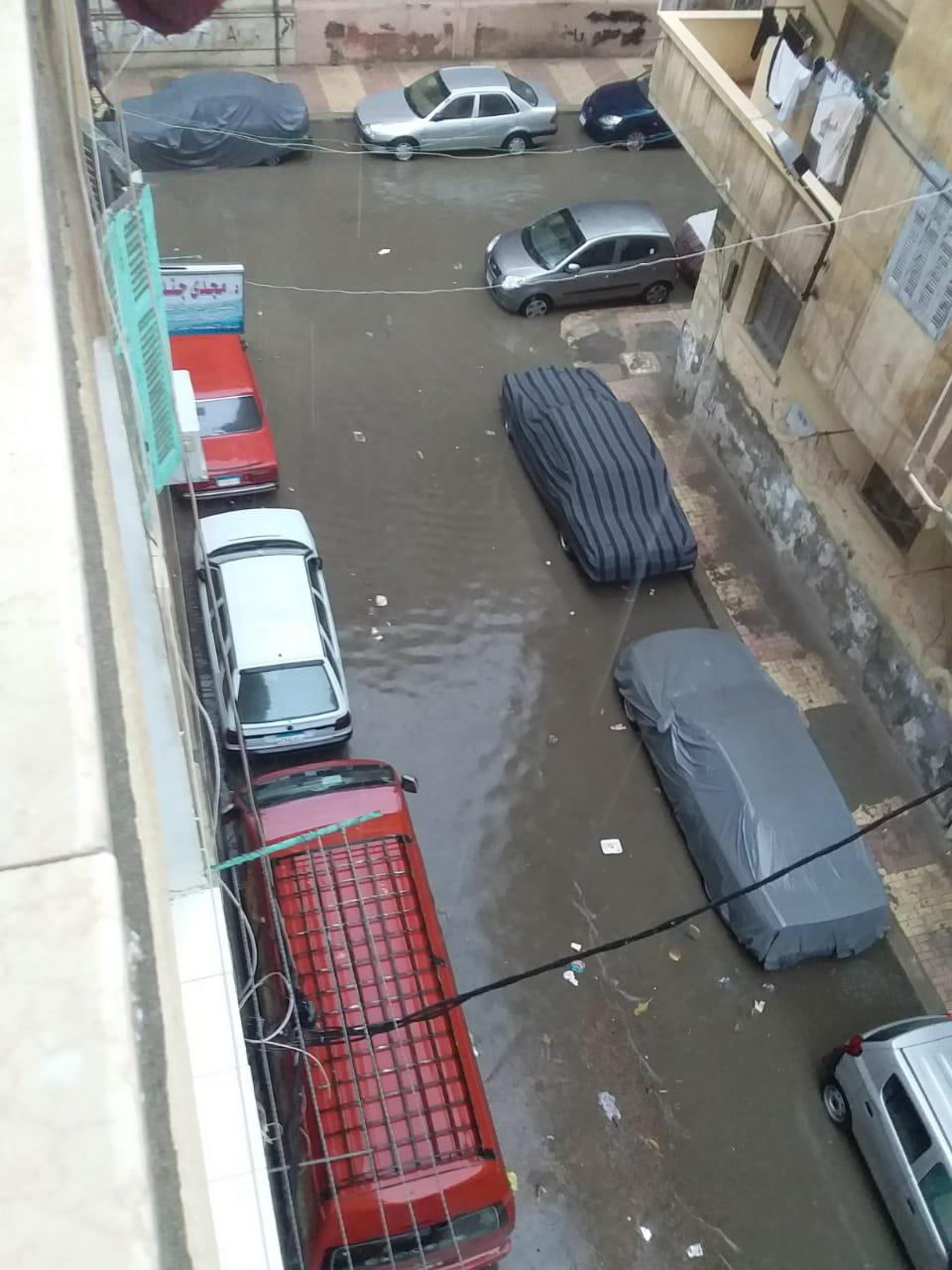 موجة طقس بالاسكندرية