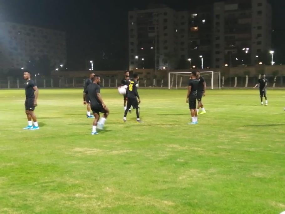 منتخب الكاميرون يختتم تدريباته استعداداً لمواجهة مصر