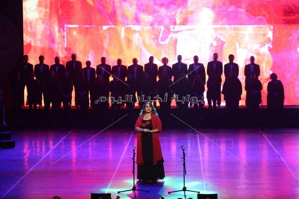 الثقافة تحتفل ب 150 عام اوبرا فى مصر :